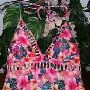 Tropical Bathing Suit
